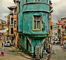 Balat, Istanbul by Filiz A