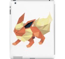 Origami Flareon iPad Case/Skin
