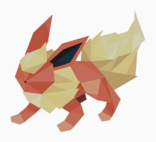 Origami Flareon Kids Clothes