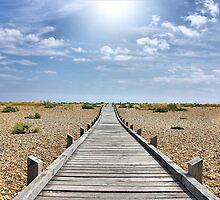 Never Ending Boardwalk by duroo