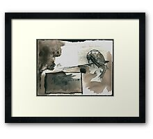 three rivers Framed Print