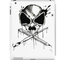 Art Is Also a Weapon iPad Case/Skin