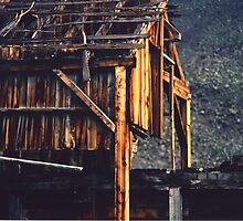 Old Mine by bluerabbit