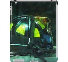 Fire Fighter's Helmet iPad Case/Skin