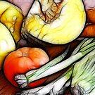 Vegeartables by Jayson Gaskell