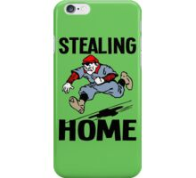 STEALING HOME iPhone Case/Skin