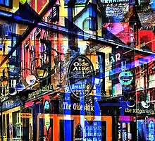 Dimensions - The view after visiting all the pubs! HIC! by A90Six