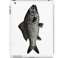 myselfisheyewitness (version 2) iPad Case/Skin