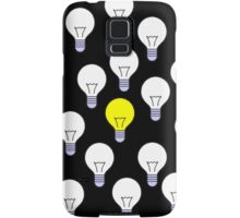 The only bright one in the bunch Samsung Galaxy Case/Skin