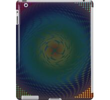 Dark Side Op Art iPad Case/Skin