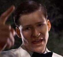 Now, Biff, Don't Con Me! Sticker