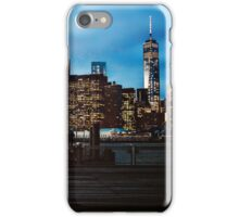 Welcome to New York iPhone Case/Skin