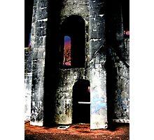 Pumphouse Photographic Print
