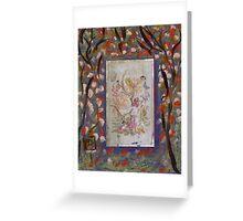Fairys Greeting Card