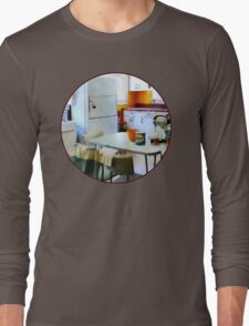 Fifties Kitchen Long Sleeve T-Shirt