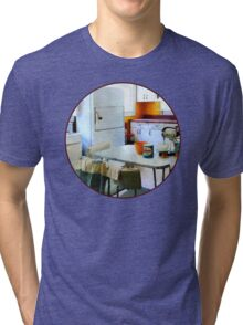 Fifties Kitchen Tri-blend T-Shirt