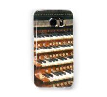 Organ Keyboard Samsung Galaxy Case/Skin