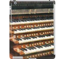 Organ Keyboard iPad Case/Skin