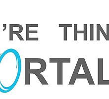 Now You're Thinking With Portals by Exclamation Innovations
