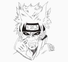 Naruto's Inner Demon  by Nightfrost4