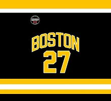 Boston Blades - Knight #27 by seeaykay