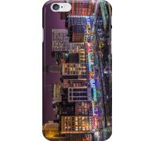 Detroit - Winter Woodward  iPhone Case/Skin