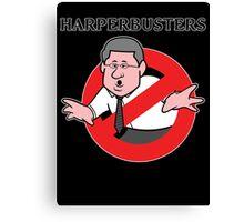 HARPERBUSTERS Canvas Print