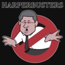 HARPERBUSTERS by gorillamask