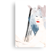 TOKIO WOMAN Canvas Print