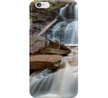 First October Morning Light On Shawnee Falls iPhone Case/Skin