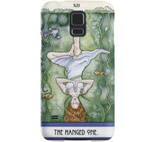 The Hanged One Tarot Card Samsung Galaxy Case/Skin