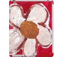 Note Flower iPad Case/Skin