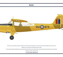 Auster Canada 1 by Claveworks