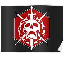 Destiny Raid Emblem Poster