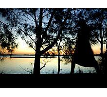 The Night Walker Photographic Print