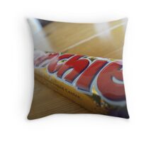 Crunchie Throw Pillow