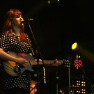 Kate Nash at 3volution by Jessica Burn