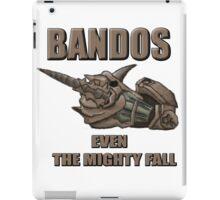 Bandos Memorial iPad Case/Skin