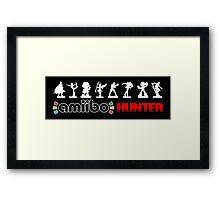 The Amiibo Hunter Framed Print