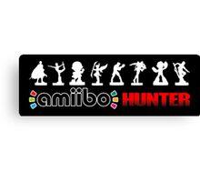 The Amiibo Hunter Canvas Print
