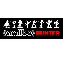 The Amiibo Hunter Photographic Print