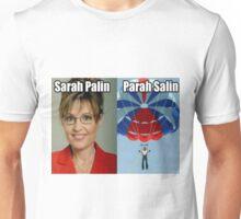 Sarah Palin Parasailin Unisex T-Shirt