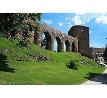 The ancient bridge Photographic Print