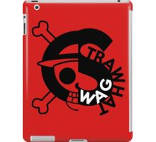 StrawHat Swag iPad Case/Skin