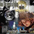 Harlot Churches by RealPainter