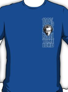 100% Rebel Timelord T-Shirt