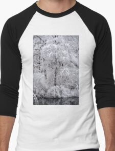 A mantle of white.... > Men's Baseball ¾ T-Shirt
