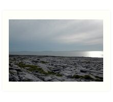 The Burren Art Print