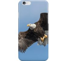 American Bald Eagle With A Fish iPhone Case/Skin