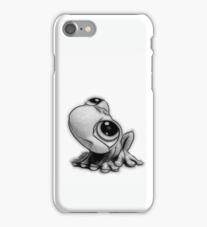 Little frog for iPhone iPhone Case/Skin